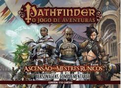 Pathfinder Personagens Complemantares