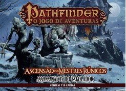 Pathfinder Assassinatos do Esfolador - Expansão 2