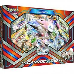 Pokémon - Box Lycanroc GX