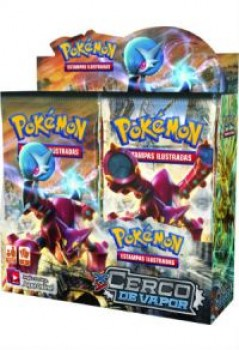Pokémon -  XY 11 Cerco de Vapor Booster 36U