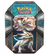 Pokémon - Lendas de Alola Solgaleo Lata