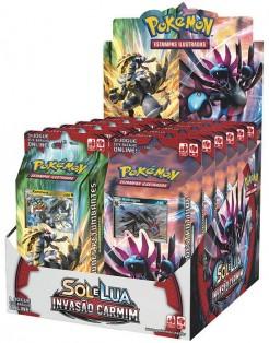 Pokémon - Sol e Lua 4 Invasão Carmim Deck