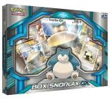 Pokémon - Box Snorlax GX