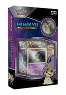 Pokémon - Mini Box Mimikyu com Broche