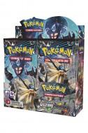 Pokémon - Sol e Lua 5 Ultra Prisma Booster 36U