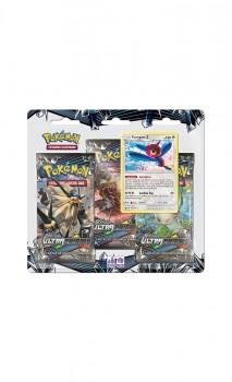 Pokémon - Sol e Lua 5 Ultra Prisma 3 Pack Blister 12U