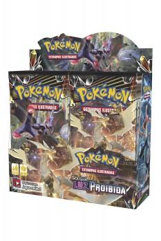 Pokémon - Sol e Lua 6 Luz Proibida Booster