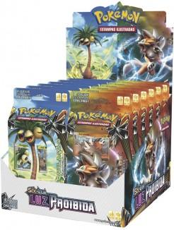 Pokémon - Sol e Lua 6 Luz Proibida Deck