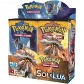 Pokémon - Sol e Lua Booster