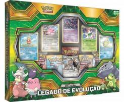 Pokémon - Box Legado de Evolução