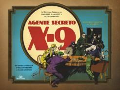 Agente Secreto X-9 (Capa Dura)