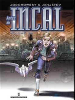 Antes do Incal Vol. 1 Adeus ao Pai