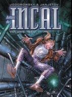 Antes do Incal Vol. 3: Whisky SVP Homeoprostitutas & O Beco do Suicidio