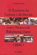 A Aventura da Leitura e da Escrita entre Mestres de Roleplaying Game