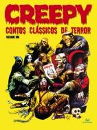 Creepy Vol. 1 Contos Clássicos de Terror (Capa Mole)
