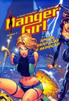 Danger Girl: Jogos, Trapaças e Sedução Vol. 2