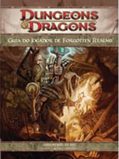 Guia do Jogador de Forgotten Realms Reinos Esquecidos 4ª edição