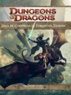 Guia de Campanha Forgotten Realms 4ª edição