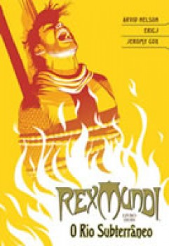 Rex Mundi Livro 2: O Rio Subterrâneo