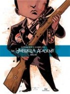 Umbrella Academy Dallas (Capa Mole)
