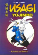 Usagi Yojimbo Vol. 1: Sombras da Morte