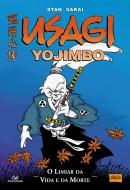 Usagi Yojimbo vol. 3: O Limiar da Vida e da Morte