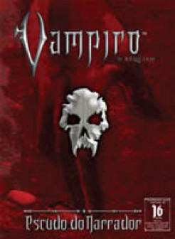 Escudo do Narrador de Vampiro: O Réquiem