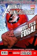 AVANTE VINGADORES (MARVEL NOW) #18