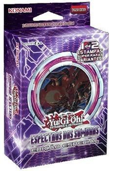 Yu-Gi-Oh! Espectro das Sombras SE com 10 unidades