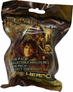 Heroclix - The Hobbit: The Desolation of Smaug - booster (em inglês)