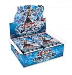 Yu-Gi-Oh! - Duelistas Lendários Dragão Branco do Abismo Booster 36U