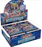 Yu-Gi-Oh! - Duelistas Lendários Booster 36U